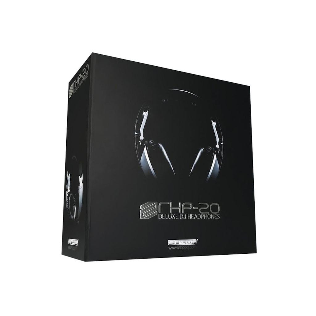 DJ-Kopfhörer »Reloop, RHP-20«