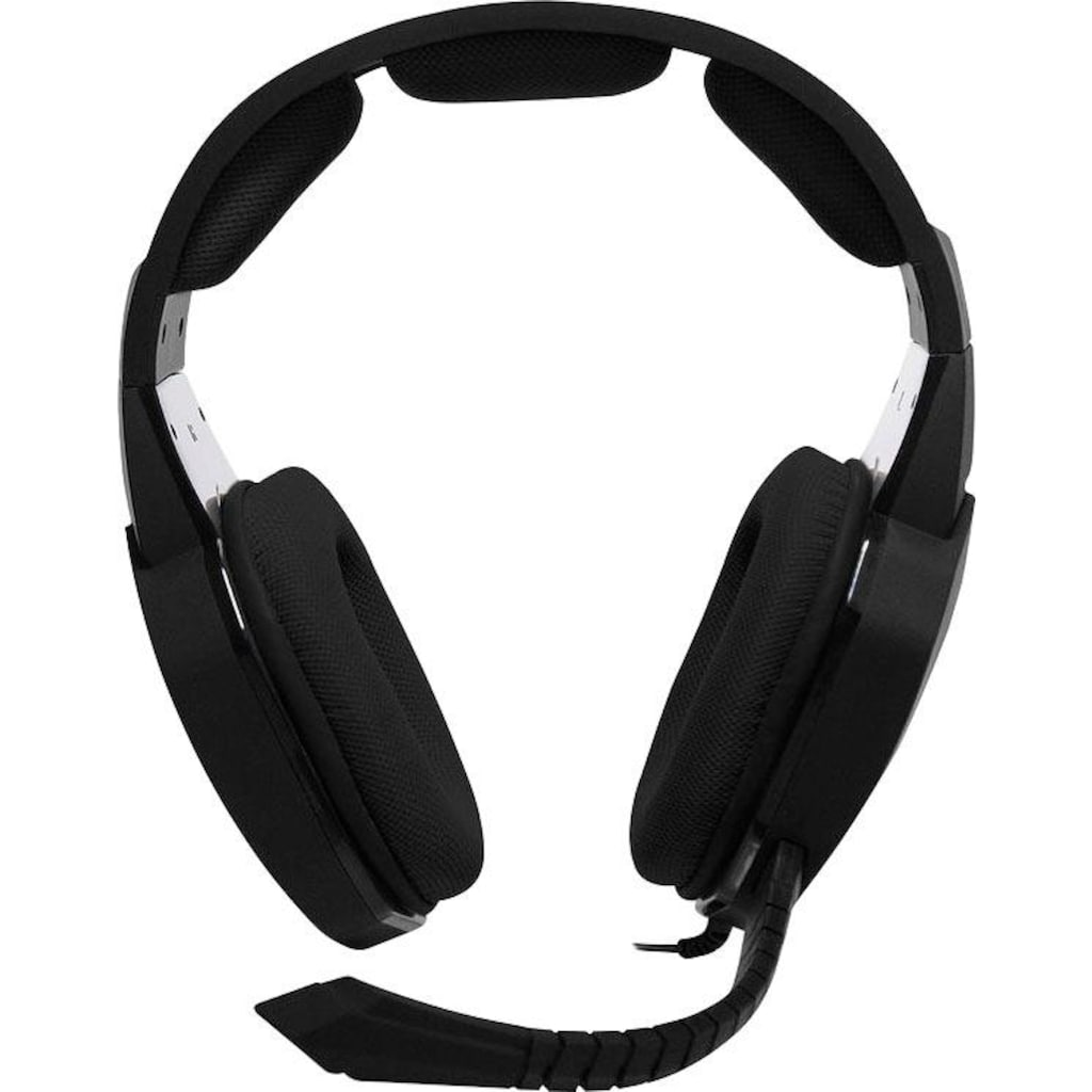 4Gamers Gaming-Headset »PRO4-80 Stereo«, Mikrofon abnehmbar