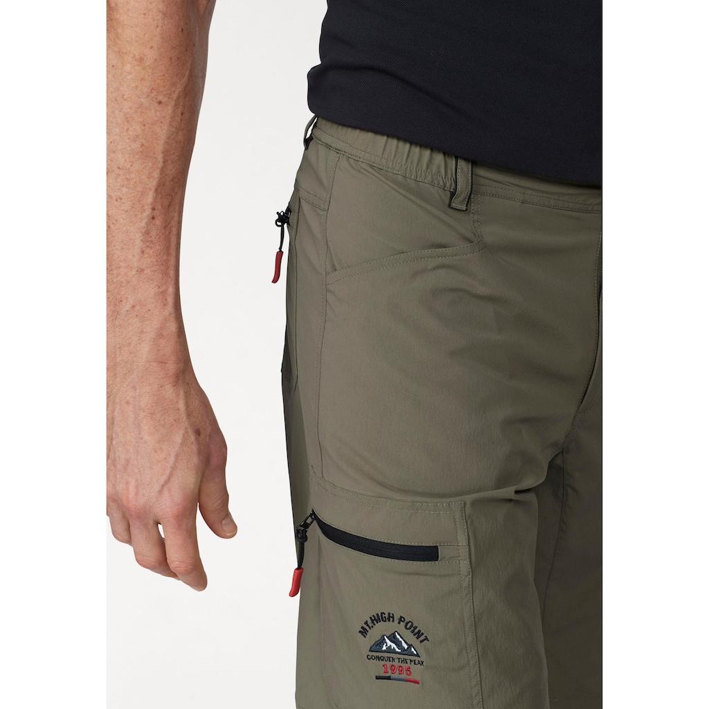 Man's World Shorts, aus pflegeleichtem Material