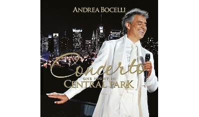 Musik-CD »CONCERTO - ONE NIGHT IN CE / Bocelli,Andrea« kaufen