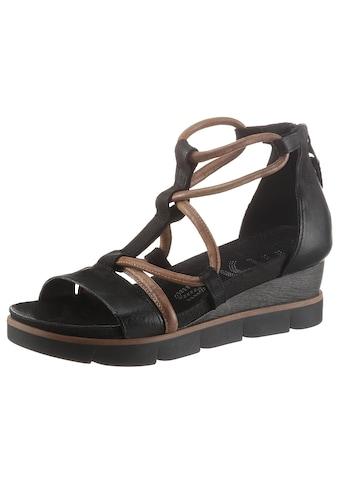 Mjus Sandalette »TAPASITA«, mit Kordel-Durchzügen kaufen