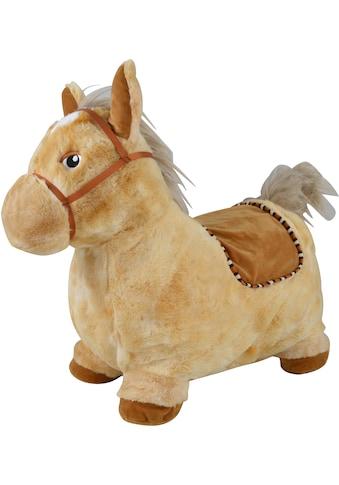 CHIC2000 Hüpftier »Pferd, hellbraun« kaufen