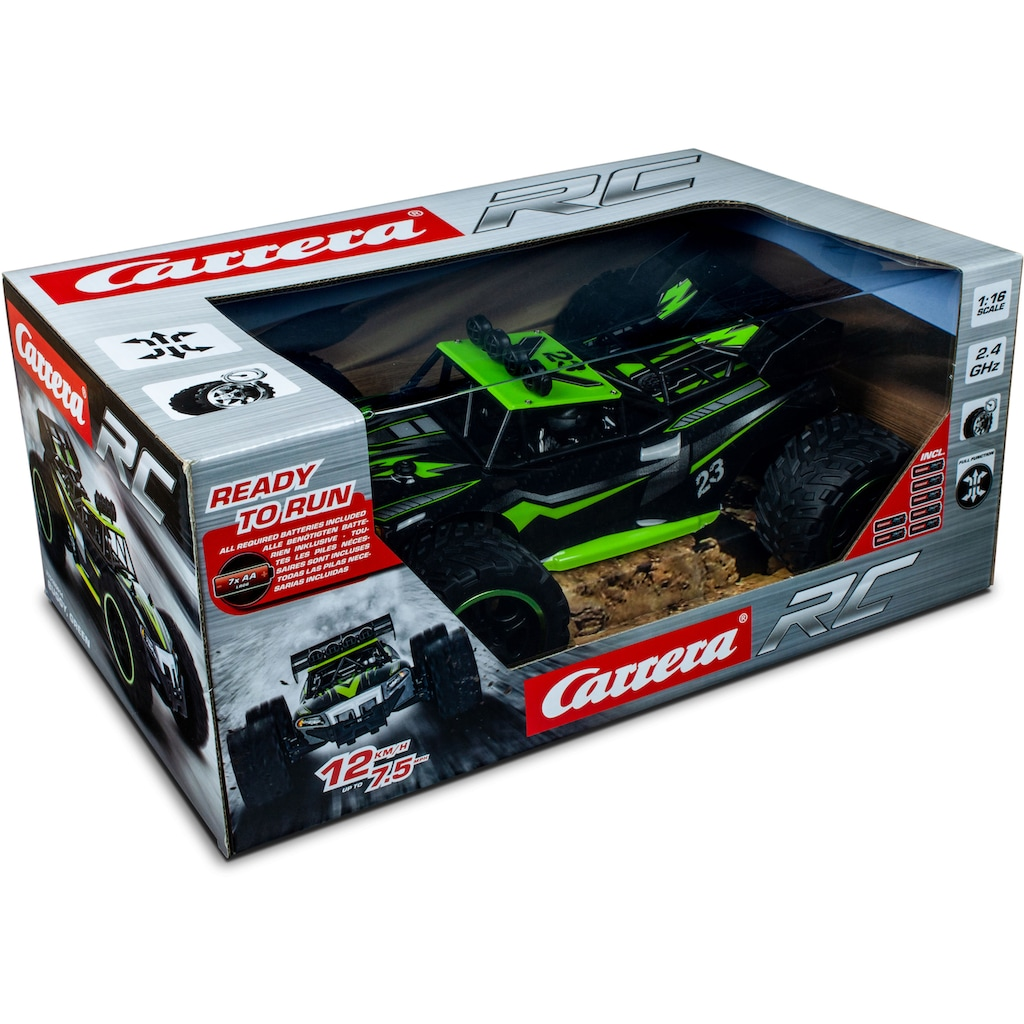 Carrera® RC-Buggy »Carrera® RC - Buggy Green, 2,4GHz«