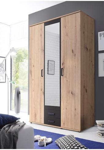 Schlafkontor Drehtürenschrank, im modernen Dekor Artisan Eiche kaufen