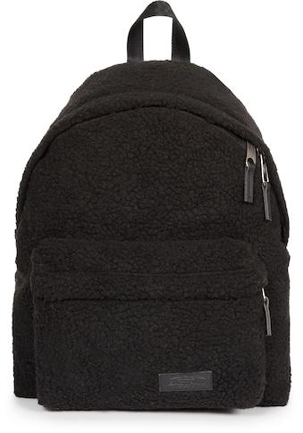 Eastpak Freizeitrucksack »PADDED PAK'R shear black« kaufen