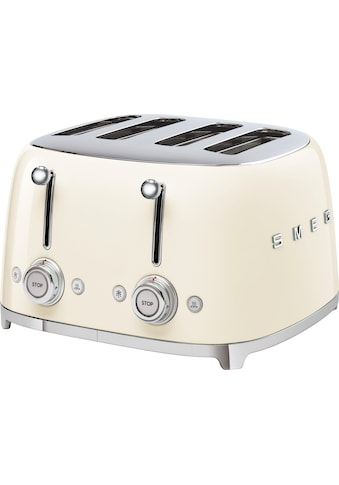 Smeg Toaster »TSF03CREU«, 3000 Watt kaufen