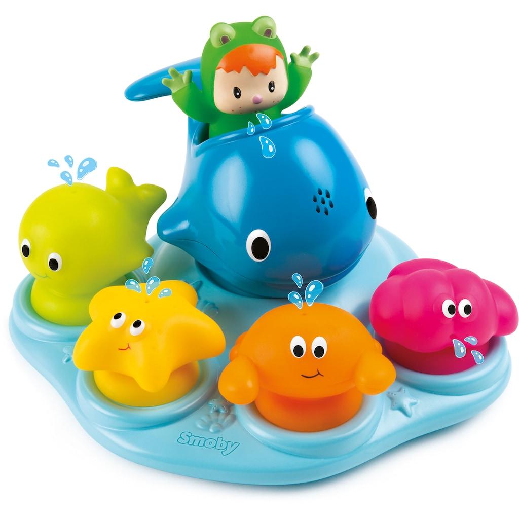 Smoby Badespielzeug »Cotoons® lustige Badeinsel«