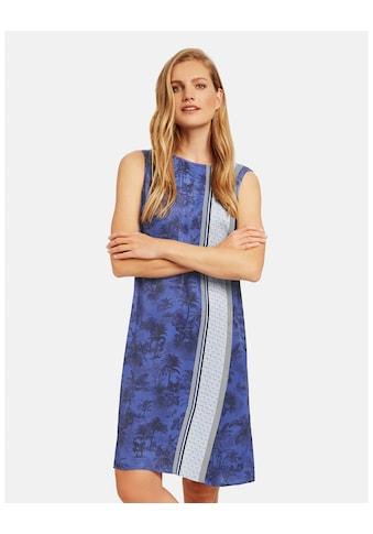 GERRY WEBER Kleid Gewebe »Kleid mit Patchmuster« kaufen