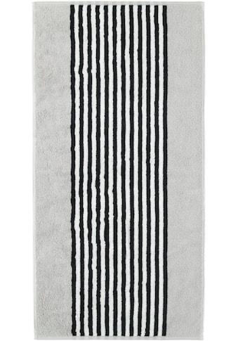 """Badetuch """"Black & White"""", Cawö kaufen"""