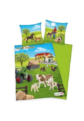 Renforcé Bettwäsche »Schleich Bauernhof« kaufen