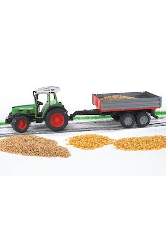 Bruder® Spielzeug-Traktor »Fendt 209 S + Bordwandanhänger - grün«, Made in Germany kaufen