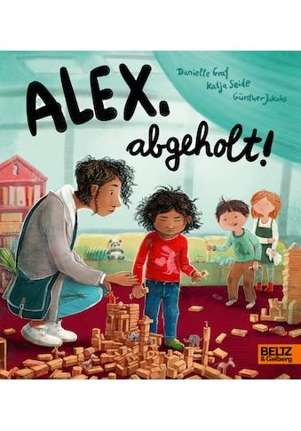 Buch »Alex, abgeholt! / Danielle Graf, Katja Seide, Günther Jakobs« kaufen