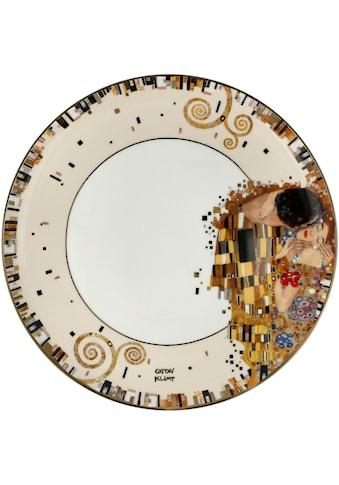 Goebel Speiseteller »Der Kuss«, von Gustav Klimt kaufen