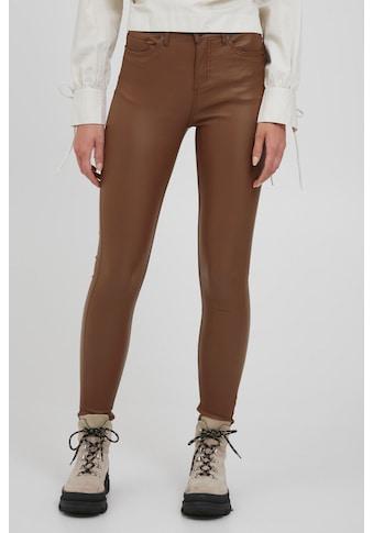 b.young Röhrenjeans »Kato Kiko jeans - 20802715«, 5-Pocket-Hose mit Beschichtung kaufen