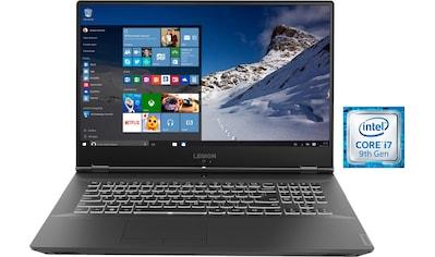 Lenovo Legion Y540 - 17IRH, 81Q4001GGE Notebook (43,94 cm / 17,3 Zoll, Intel,Core i7, 1000 GB HDD, 1000 GB SSD) kaufen
