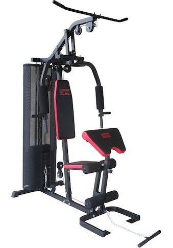 MOTIVE FITNESS by U.N.O. Kraftstation »Multi - Gym Smart«, 10 Gewichtsblöcke kaufen