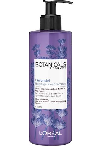 BOTANICALS Haarshampoo »Lavendel«, beruhigend kaufen