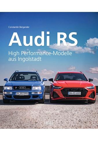 Buch »Audi RS / Constantin Bergander« kaufen