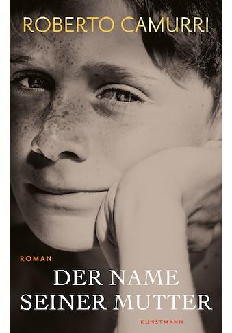 Buch »Der Name seiner Mutter / Roberto Camurri, Maja Pflug« kaufen
