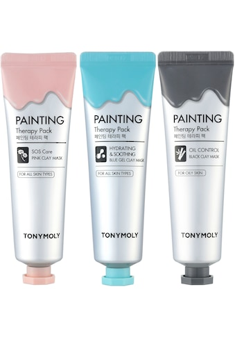 """TONYMOLY Gesichtspflege - Set """"Painting Therapy"""", Set 3 - tlg. kaufen"""