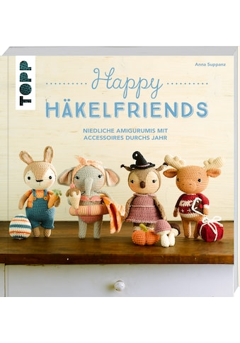 Buch »Happy Häkelfriends / Anna Suppanz« kaufen