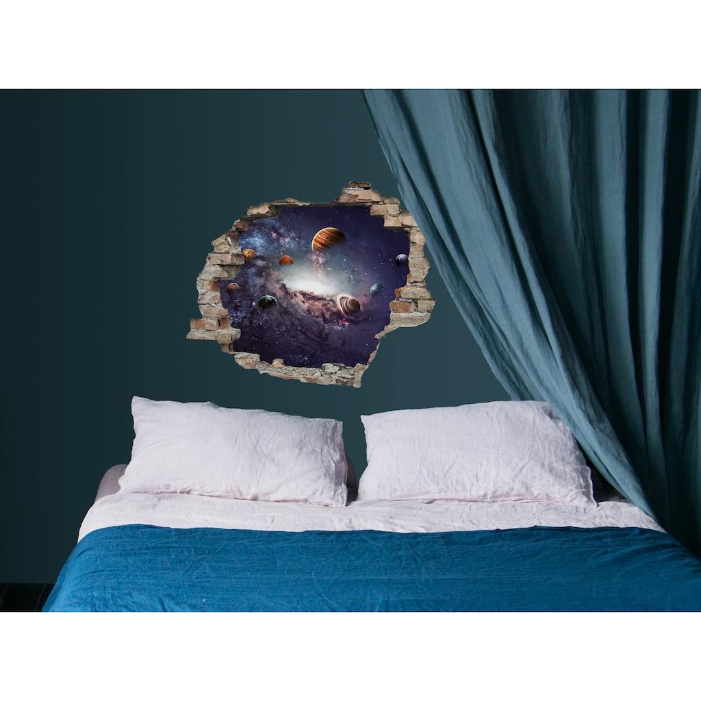 queence Wandtattoo »Planeten«
