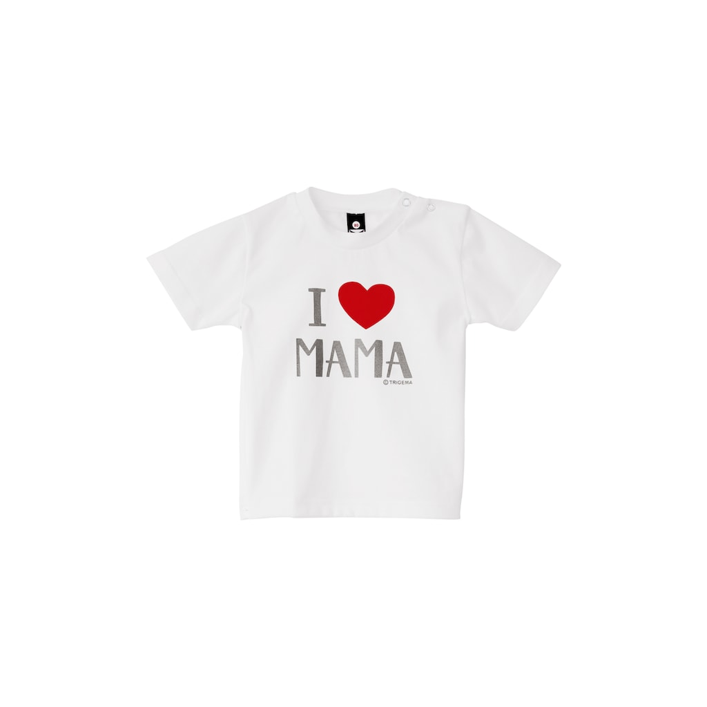 Trigema T-Shirt, Lieblings-Mama