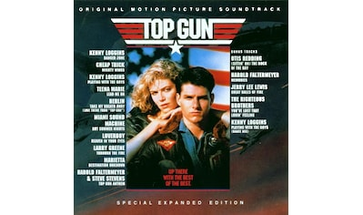 Musik-CD »TOP GUN - MOTION PICTURE SOUND / ORIGINAL MOTION PICTURE SOUNDTRACK« kaufen