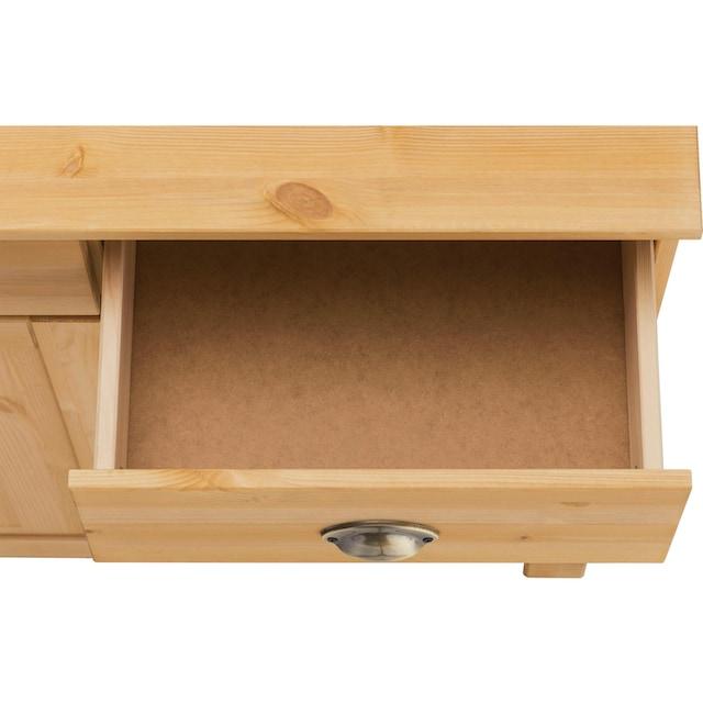 Home affaire Küchen-Set »Oslo«, (5-tlg), ohne E-Geräte, aus massiver Kiefer