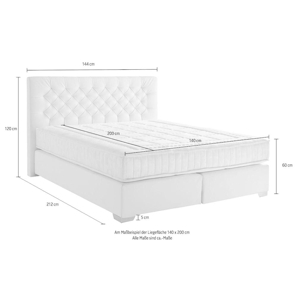 ATLANTIC home collection Boxspringbett »Colmar«