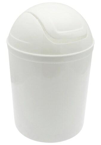 ADOB Kosmetikeimer »Abfallbehälter«, 5,5 L mit Schwingdeckel kaufen