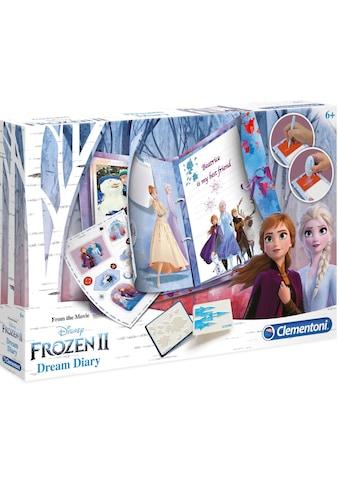 """Clementoni® Elektronisches Tagebuch """"Frozen 2  -  Traum - Tagebuch"""" kaufen"""