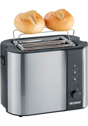 Severin Toaster »AT 2589«, für 2 Scheiben, 800 Watt kaufen