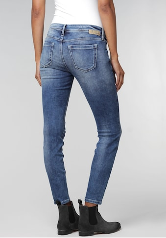 GANG Skinny-fit-Jeans »Faye«, im Used-Look kaufen