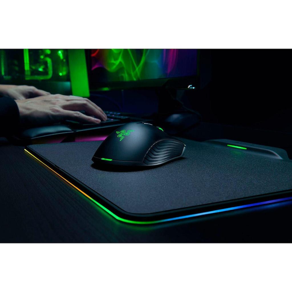 RAZER Gaming-Maus »Mamba HyperFlux«, induktiv-kabelgebunden, 1 MHz