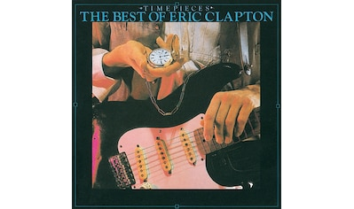 Musik - CD TIME PIECES  -  THE BEST OF / CLAPTON,ERIC, (1 CD) kaufen