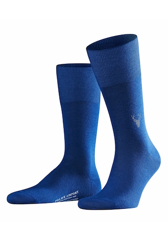 FALKE Socken »Airport Moose«, (1 Paar), mit Schurwolle kaufen