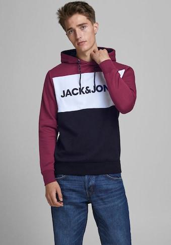 Jack & Jones Kapuzensweatshirt »LOGO BLOCKIN« kaufen