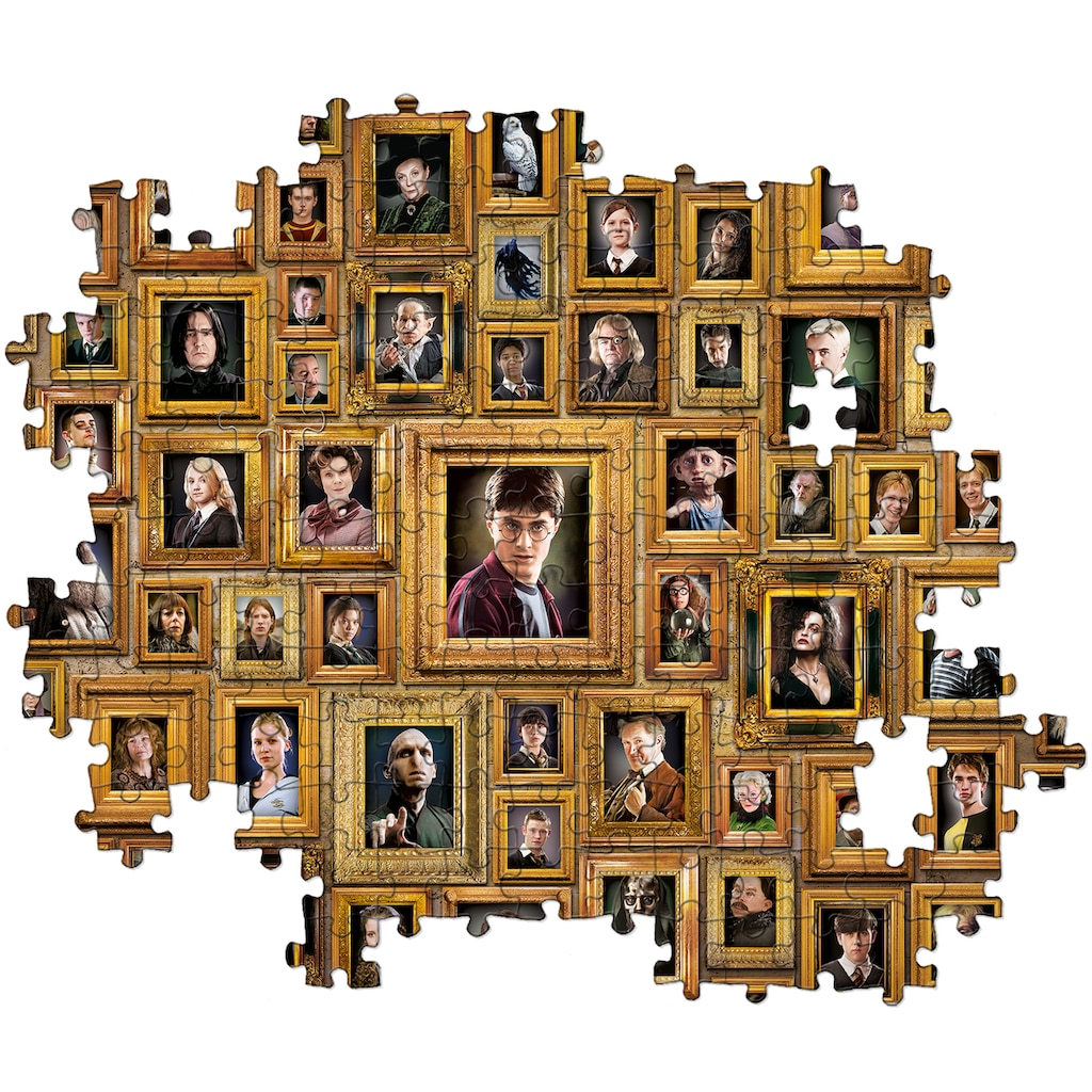 Clementoni® Puzzle »Impossible Collection - Harry Potter«, Made in Europe