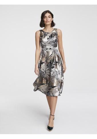 Cocktailkleid aus Jacquardware kaufen