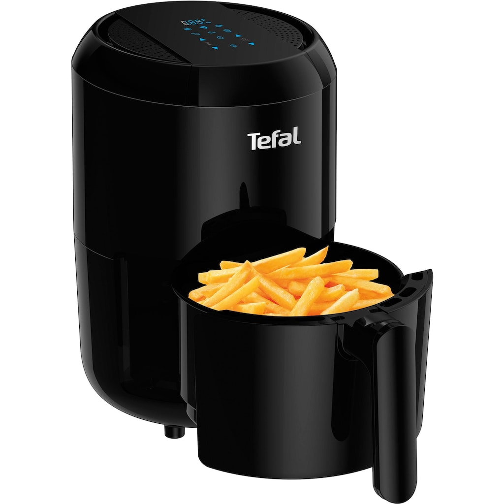 Tefal Heißluftfritteuse »EY3018 Easy Fry Compact Digital«, 1400 W, Fassungsvermögen 1,6 l, Fassungsvermögen 0,4 kg