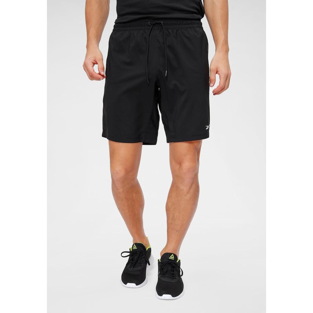 Reebok Shorts »WORK OUT READY WOVEN SHORT«