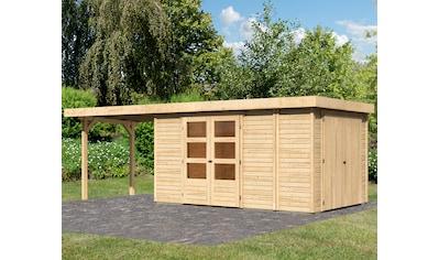 WOODFeeling Gartenhaus »Retola 6« kaufen