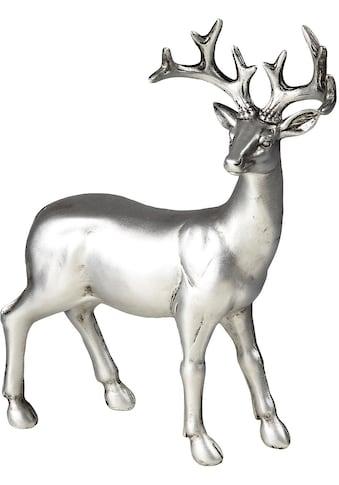 Ambiente Haus Tierfigur »Hirsch Figur - stehend kl.« kaufen