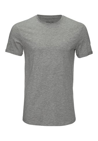 edc by Esprit T-Shirt, mit Rundhalsausschnitt kaufen