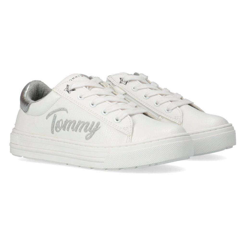 Tommy Hilfiger Sneaker »Nicki«, mit Logoschriftzug