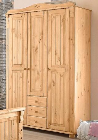 kleiderschrank serie adele in 4 gr en lieferbar bequem. Black Bedroom Furniture Sets. Home Design Ideas