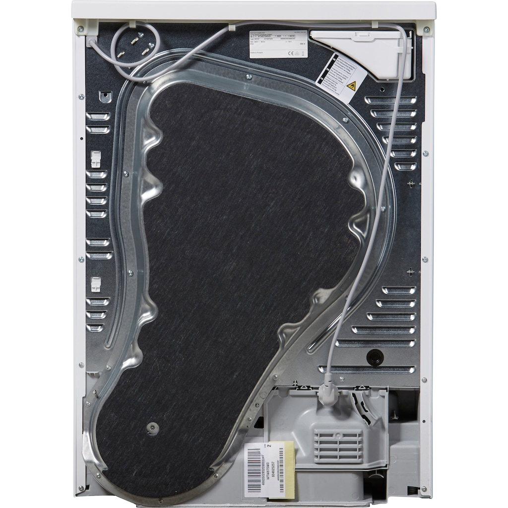 BOSCH Wärmepumpentrockner »WTW875W0«, Serie 8, 8 kg