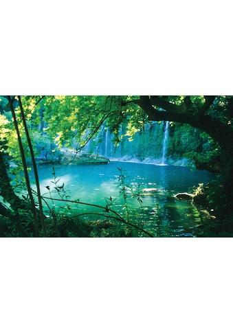 Consalnet Vliestapete »Geheimer Türkiser See«, verschiedene Motivgrößen, für das Büro... kaufen