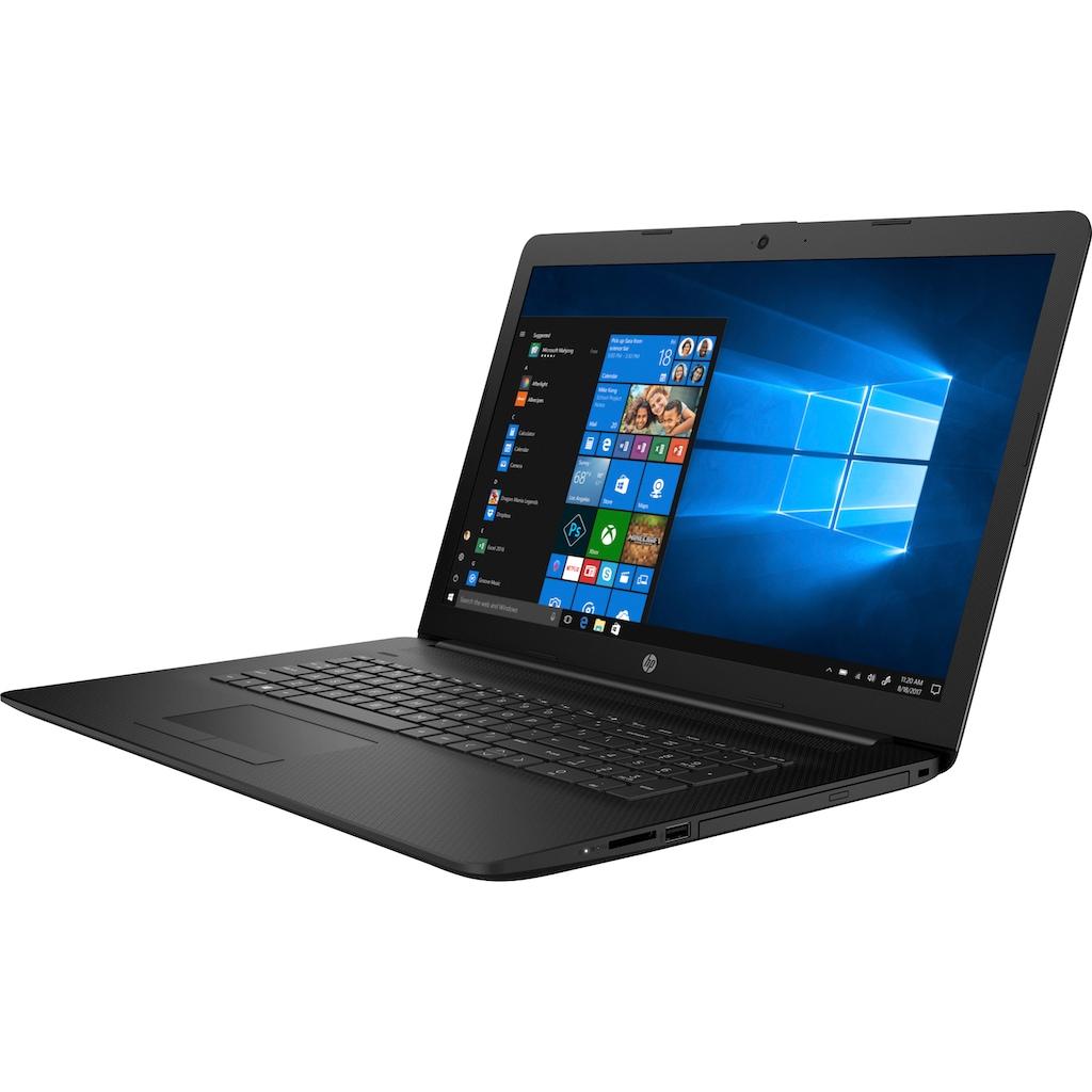 "HP Notebook »17-by2205ng«, (43,9 cm/17,3 "" Intel Celeron UHD Graphics 600\r\n 1000 GB HDD), Kostenloses Upgrade auf Windows 11, sobald verfügbar"
